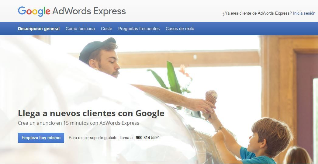 adwords express seo local gines consultor