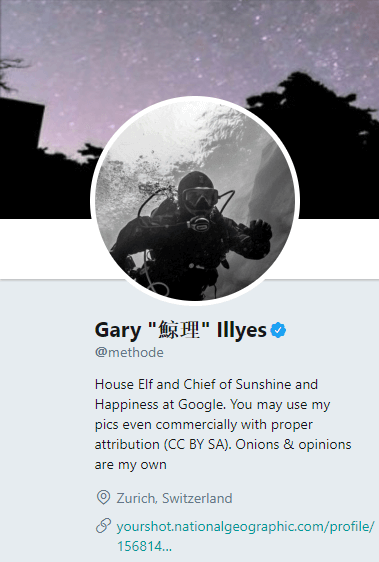 Gary illyes